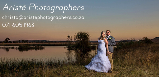 ARISTE PHOTOGRAPHERS, GAUTENG & KZN