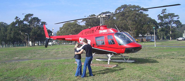 CIVAIR - Helicopters - Aircraft Charters - South Africa