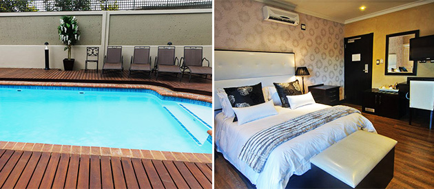 Bed and Breakfast Durban, Accomodation Durban, B and B Durban, Holiday Durban, Business Accomodation Durban, morningside, executive suite at 555, conferencing, function venue, catering, swimming pool, dstv