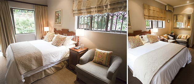 Fiddlers Rest Bed and Breakfast, morningside accommodation, durban, star graded, guest house